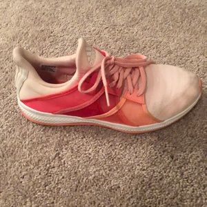 adidas Shoes - Rare Pink and Coral Adidas - Size 8.5